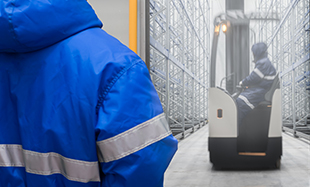Cold Storage Insulated Clothing