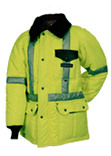 High Visibility Freezer Wear