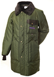 Freezer Wear Parka With Optional Hood