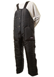 Insulated High Bib Trousers Freezer Wear