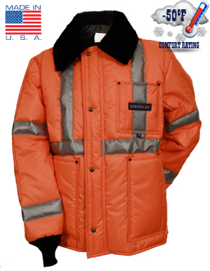 High Visibility Jacket style 203HV