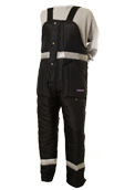 Increased Visibility High Bib Trousers