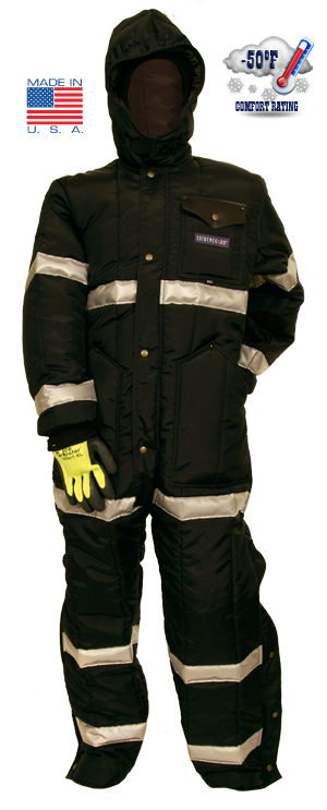 Increased Visibility Coveralls style 515