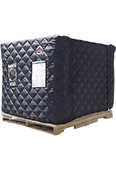 "Insulated Pallet Cover 48""x40""x36"""