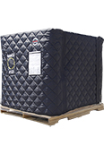 "Insulated Pallet Cover 48""x40""x48"""